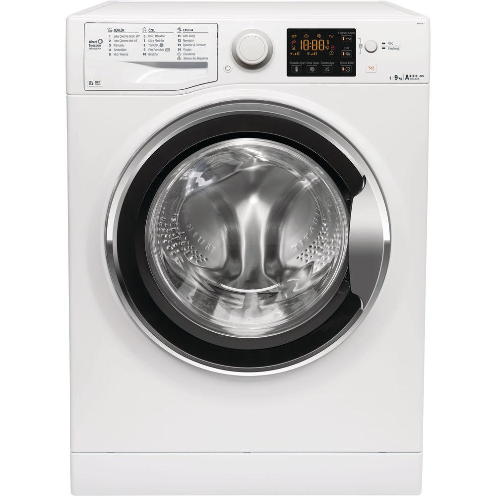 Hotpoint solo çamaşır makinesi: 9kg