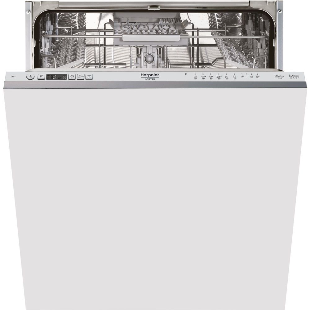 Hotpoint Smart+ HIO 3C24 W C Integrated Dishwasher