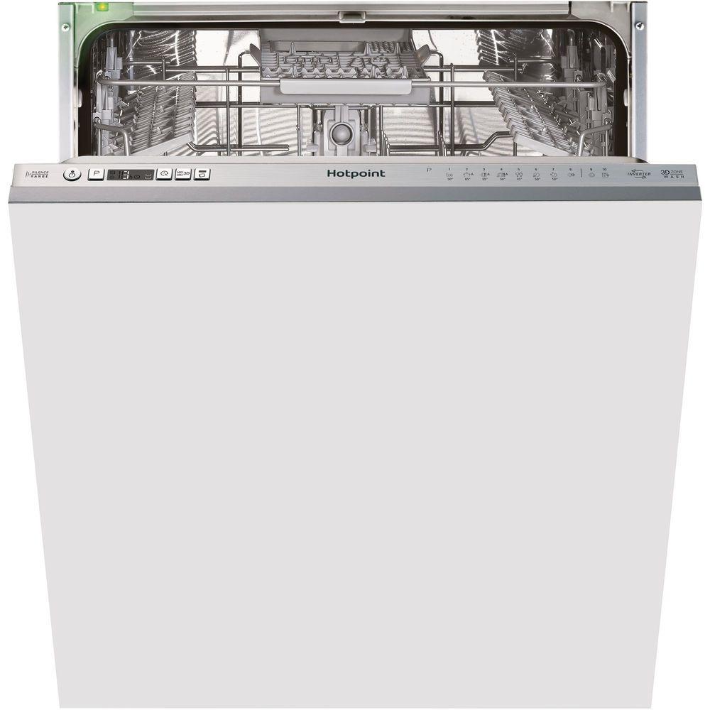 Hotpoint Smart+ HIO 3T221 WG C E Integrated Dishwasher