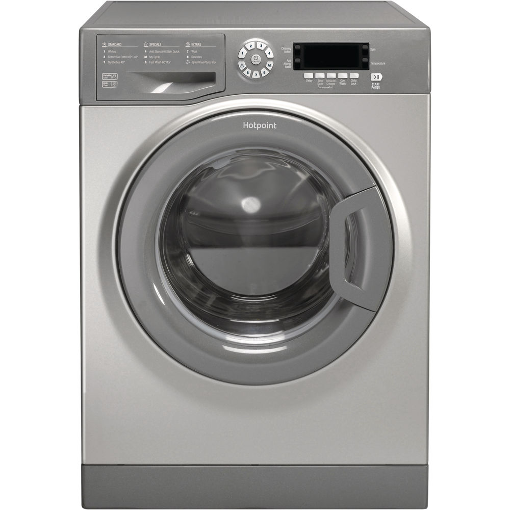 Hotpoint Freestanding Front Loading Washing Machine 8kg