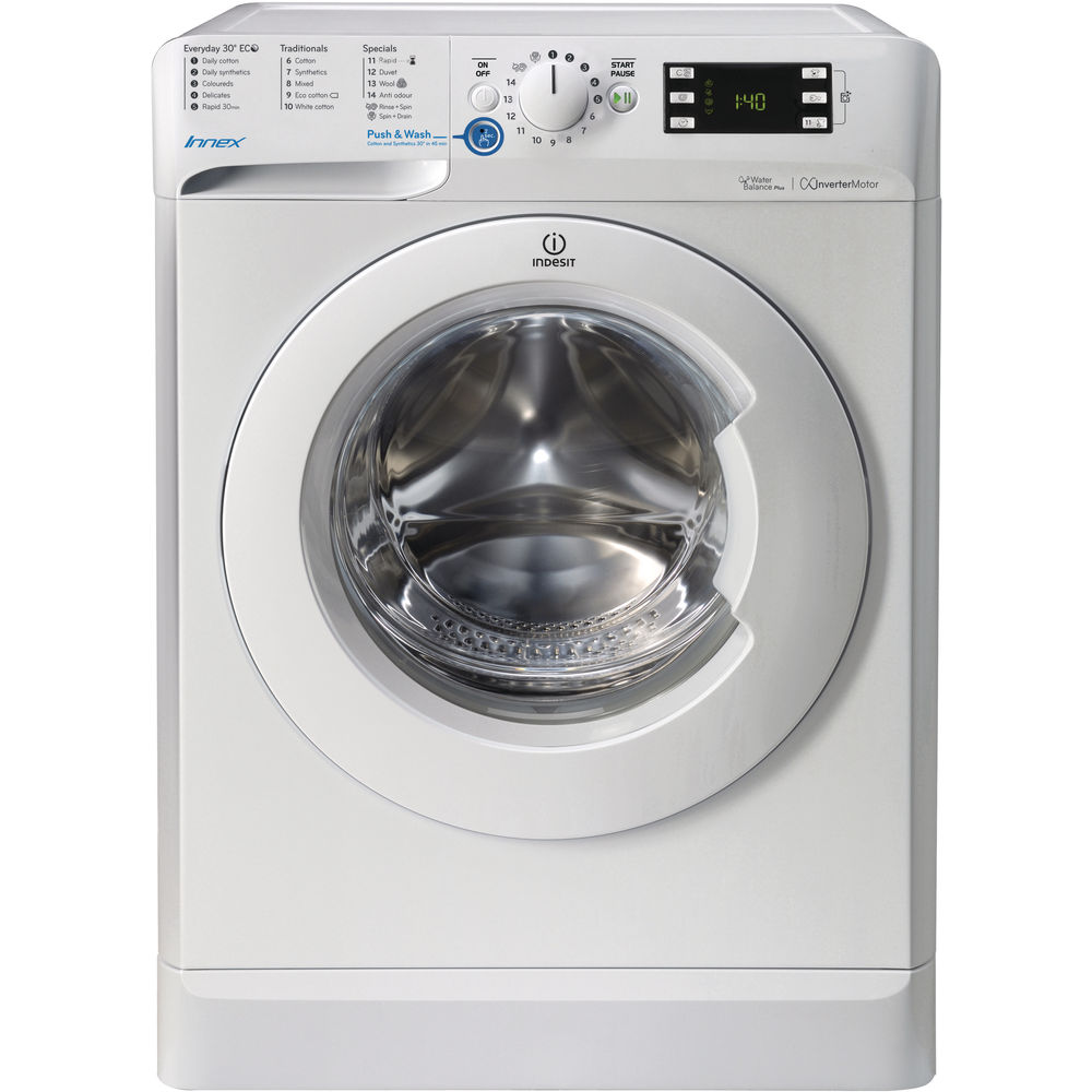 Indesit Innex BWE 71453 W Washing Machine in White