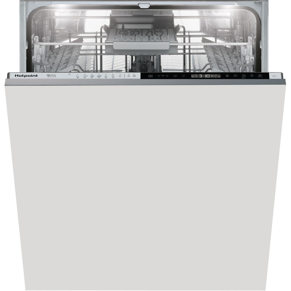 Hotpoint Ultima HIP 4O22 WGT C E Integrated Dishwasher