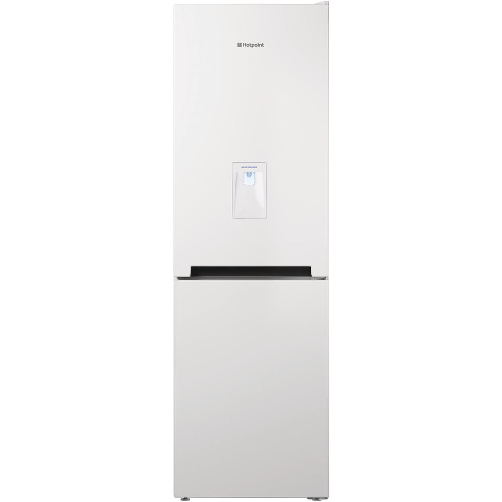 Hotpoint Day 1 LC85 F1 W Wtd Fridge Freezer - White