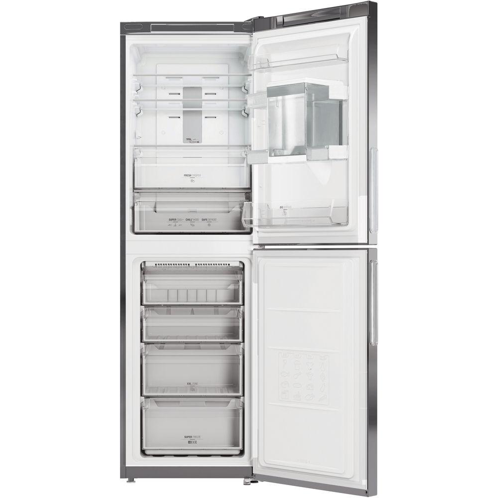 Hotpoint Freestanding Fridge Freezer Frost Free Smx 85