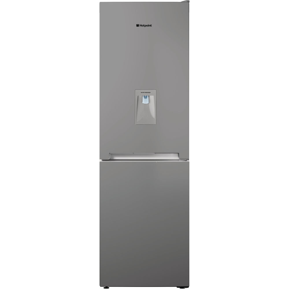 Hotpoint Day 1 SMX 85 T1U G WTD Fridge Freezer - Graphite