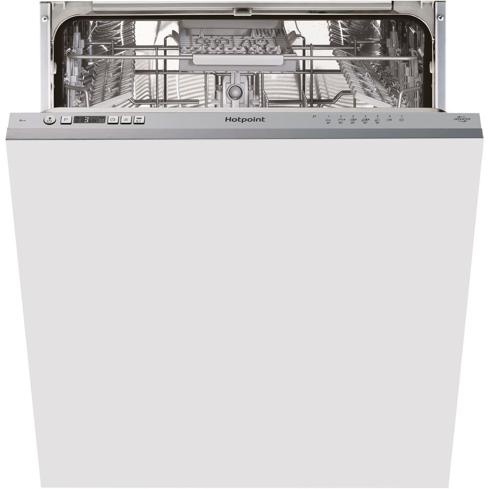 Hotpoint EcoTech HEIC 3C26 C Integrated Dishwasher