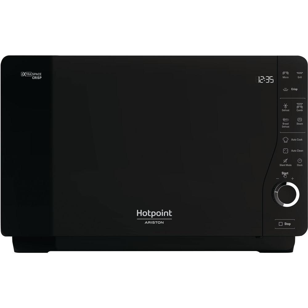 Hotpoint Solo Mikrodalga Fırın: siyah renk.