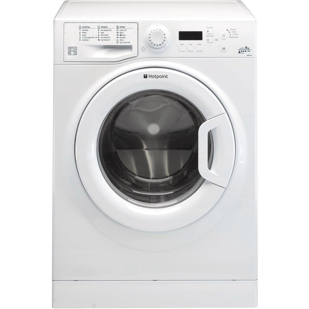 Hotpoint WMEUF 944P Washing Machine - White