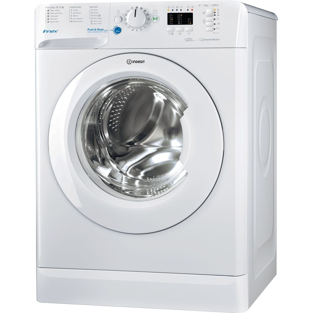 Indesit BWE 91484X W UK Innex Washing machine - White ...
