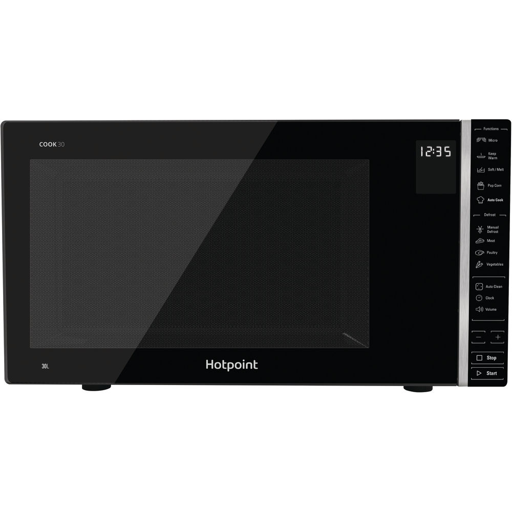 Hotpoint MWH 301 B Microwave - Black