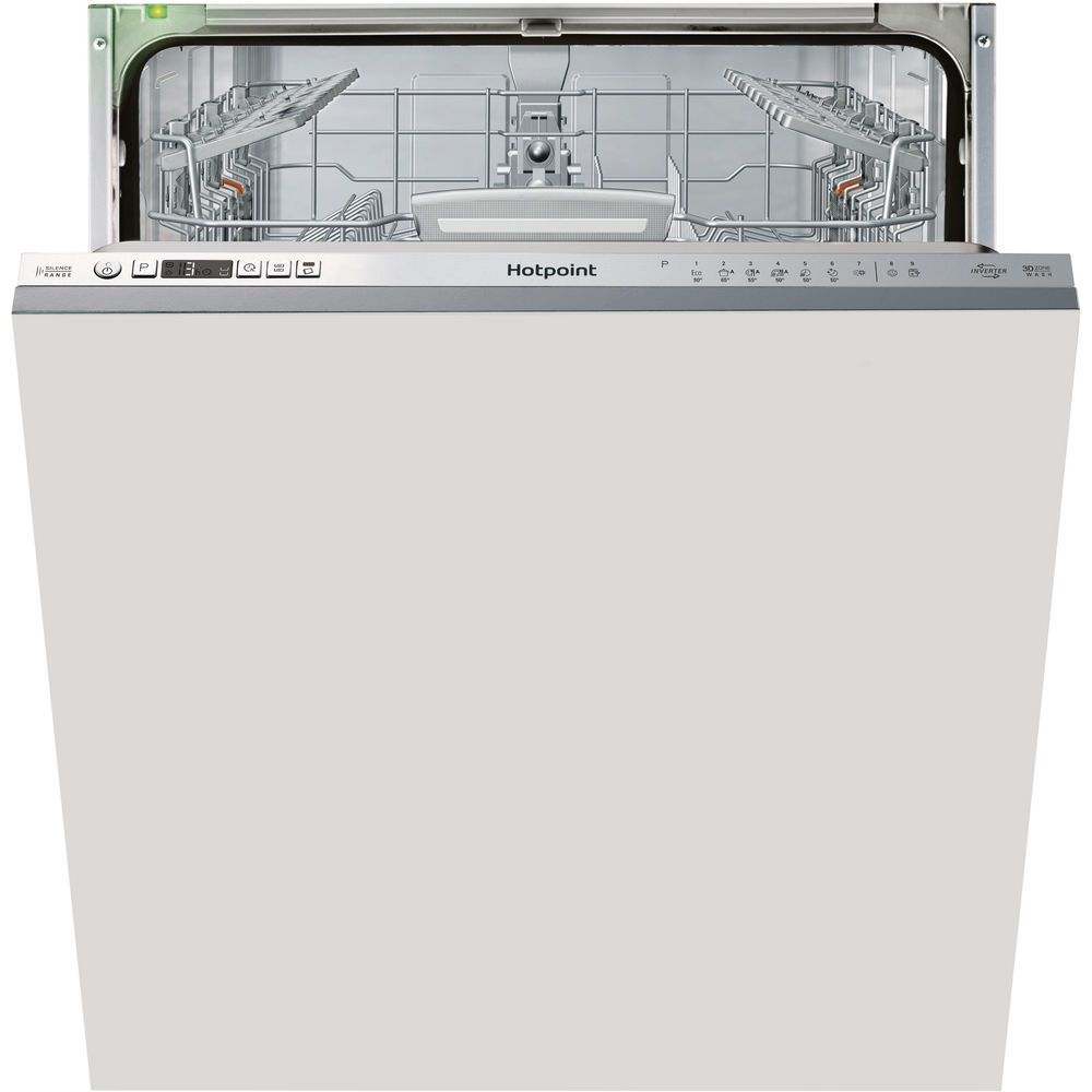 Hotpoint Ultima HIO 3T1239 W E Integrated Dishwasher