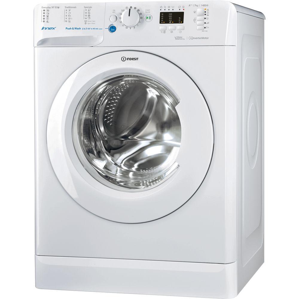 Indesit BWA 71483X W EU Wasmachine