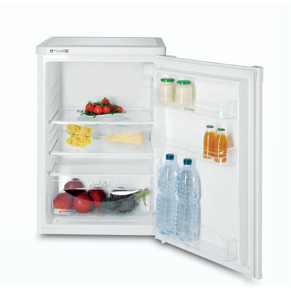 Indesit freistehender Kühlschrank: Farbe Weiss - TLAAA 10