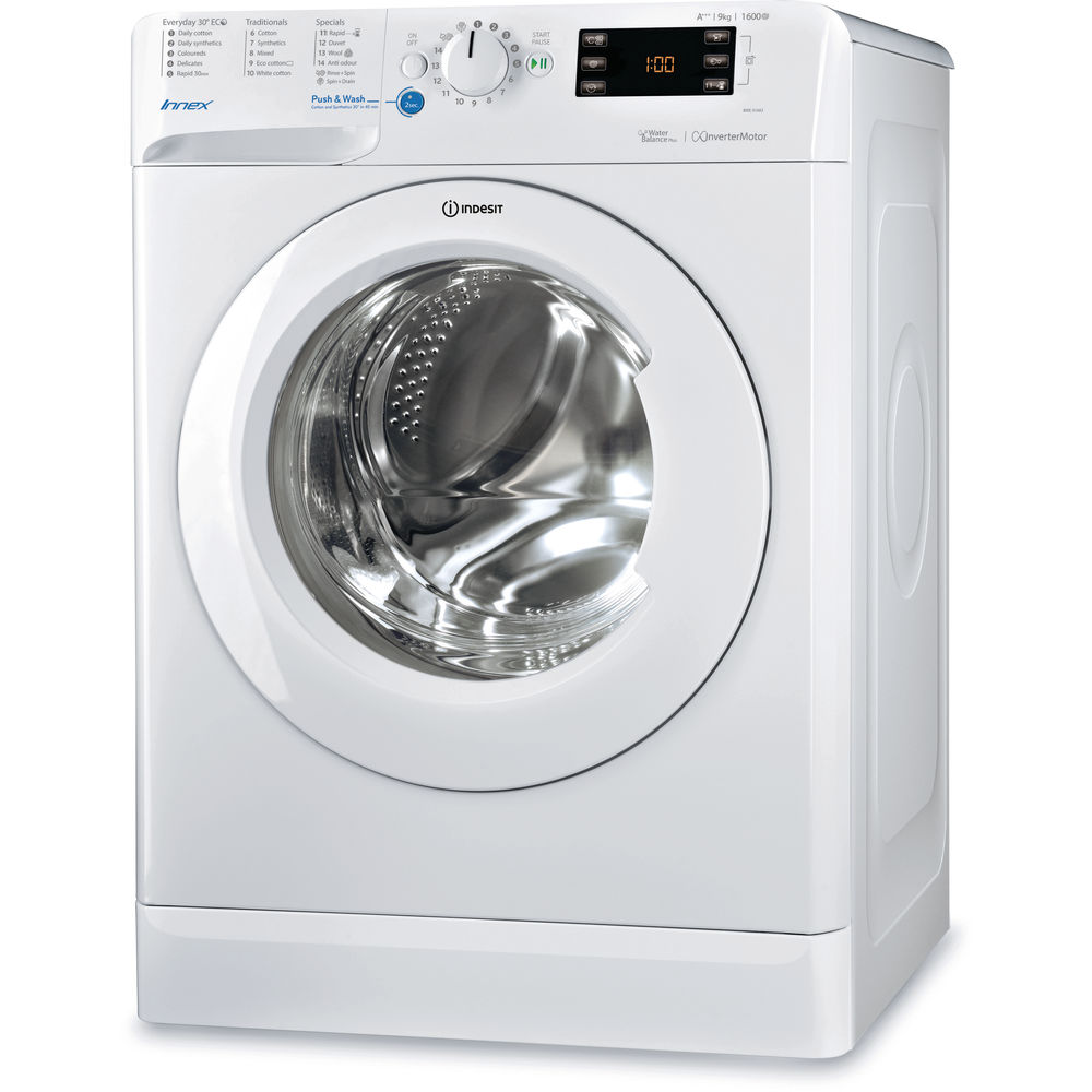 Indesit BWE91683XW.1 Washing Machine - White