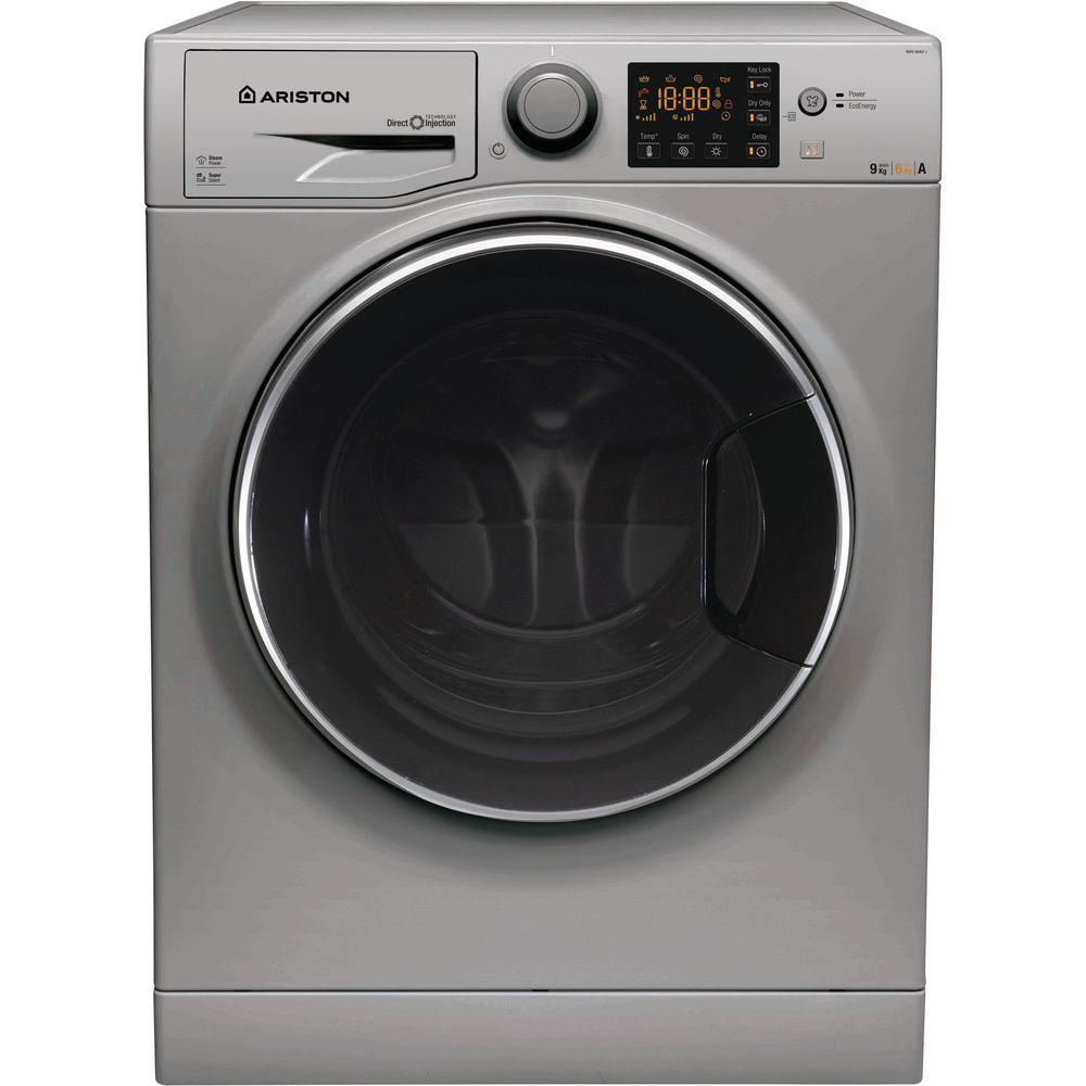 Ariston Freestanding Washer Dryer 9kg Rdpg 96407 Jss Eg