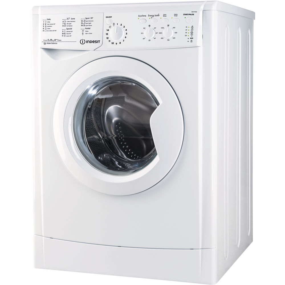Indesit EcoTime IWC 91282 ECO .R washing machine in White