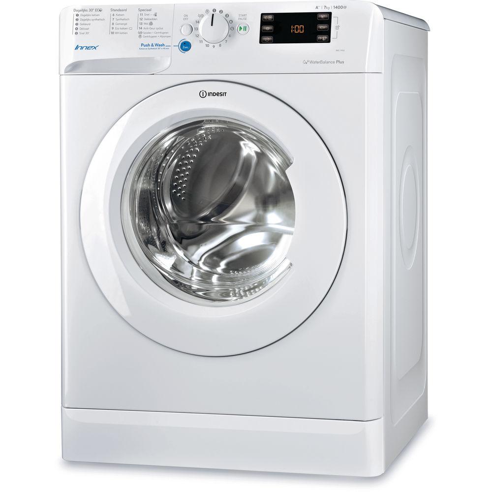 Indesit BWE 71452 W NL Wasmachine