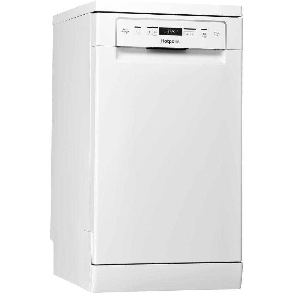 Hotpoint Smart HSFC 3M19 C Dishwasher - White
