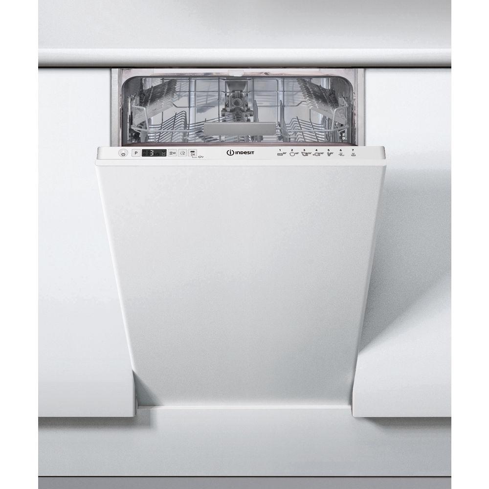 lavastoviglie da incasso indesit slim colore bianco On lavastoviglie da esterno