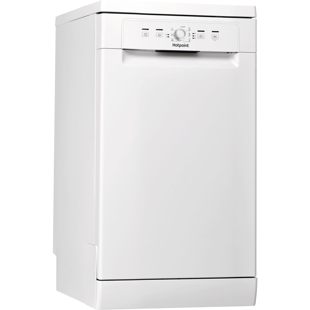 Hotpoint Aquarius HSFE 1B19 Dishwasher - White