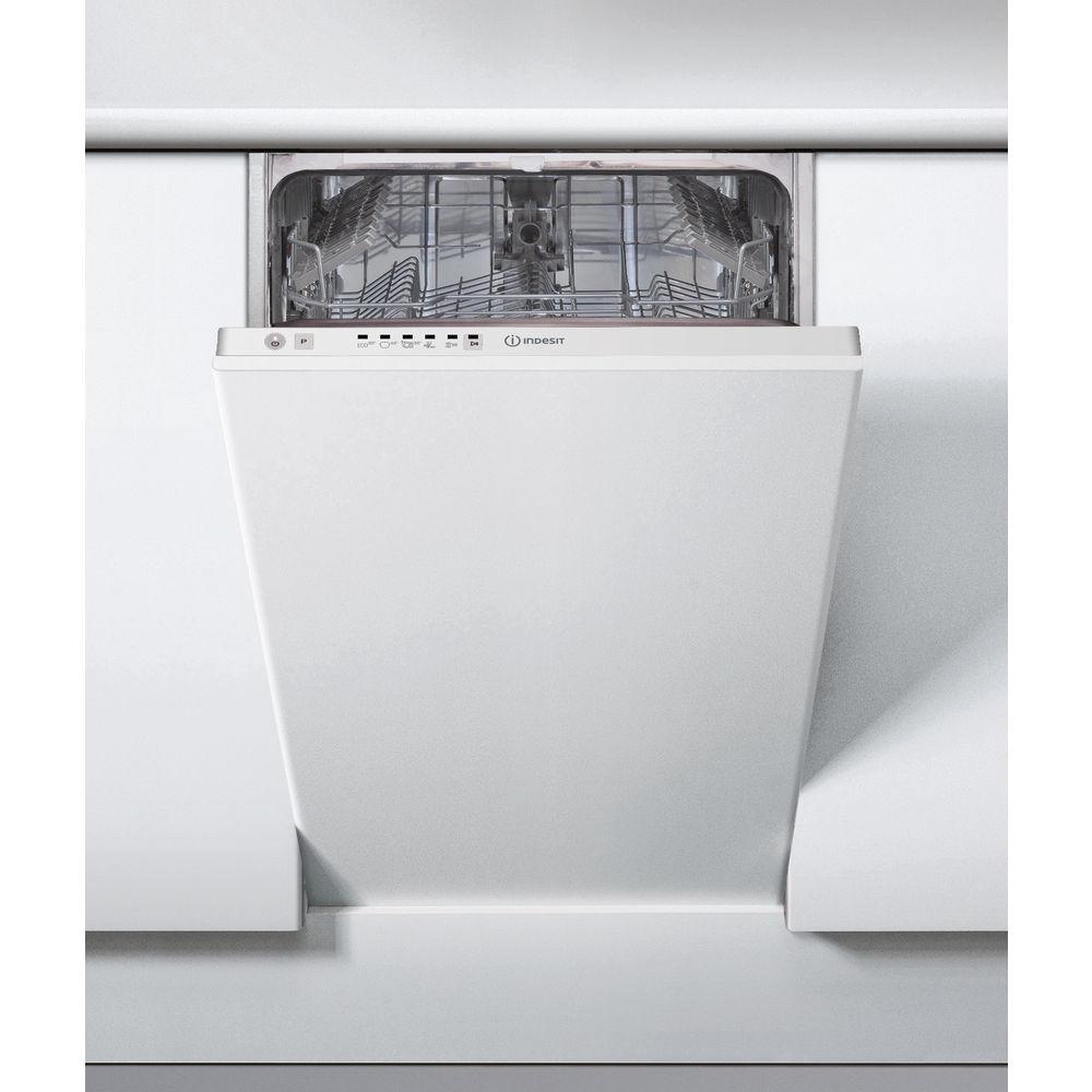 Indesit DSIE2B19UK Integrated Dishwasher - White