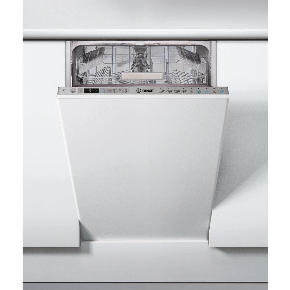 Indesit DISRM 16B19 Dishwasher in White