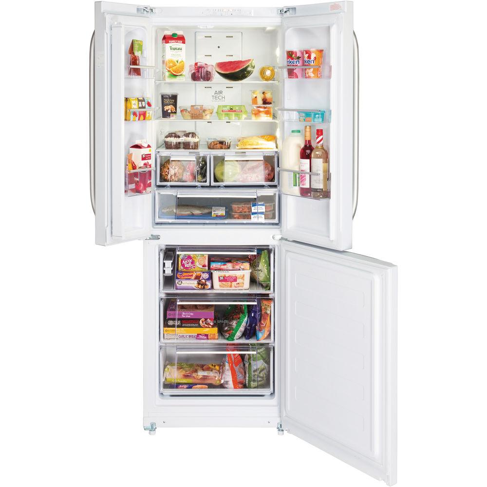 Hotpoint Day 1 FFU3D.1 W Fridge Freezer - White