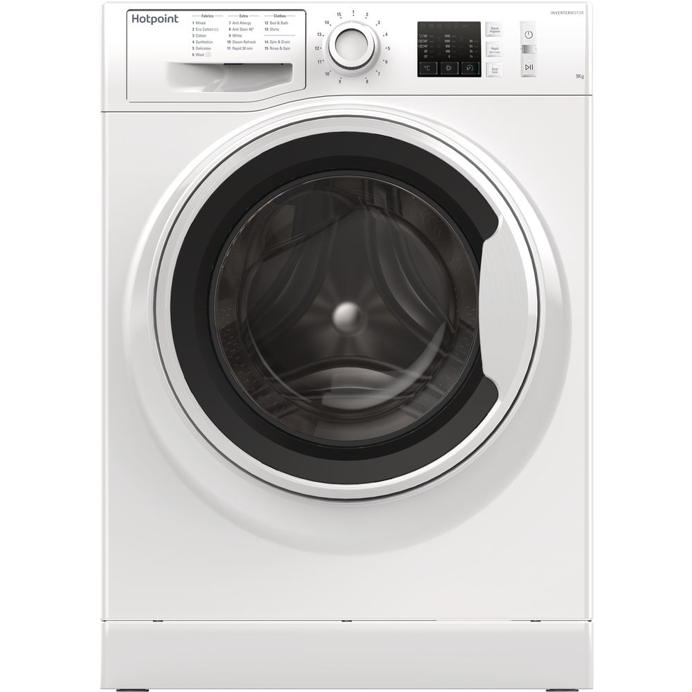 Hotpoint NM10 944 WW Washing Machine - White
