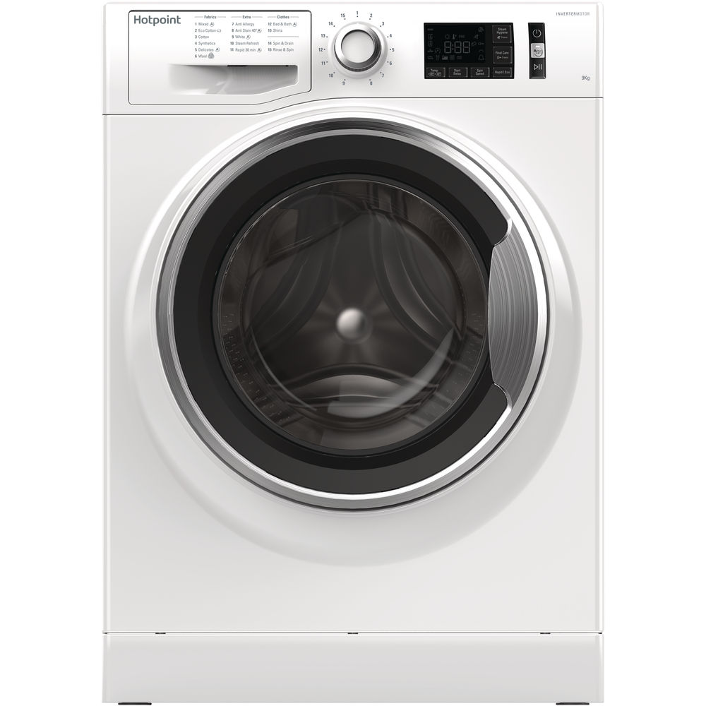 Hotpoint ActiveCare NM11 964 WC A Washing Machine - White