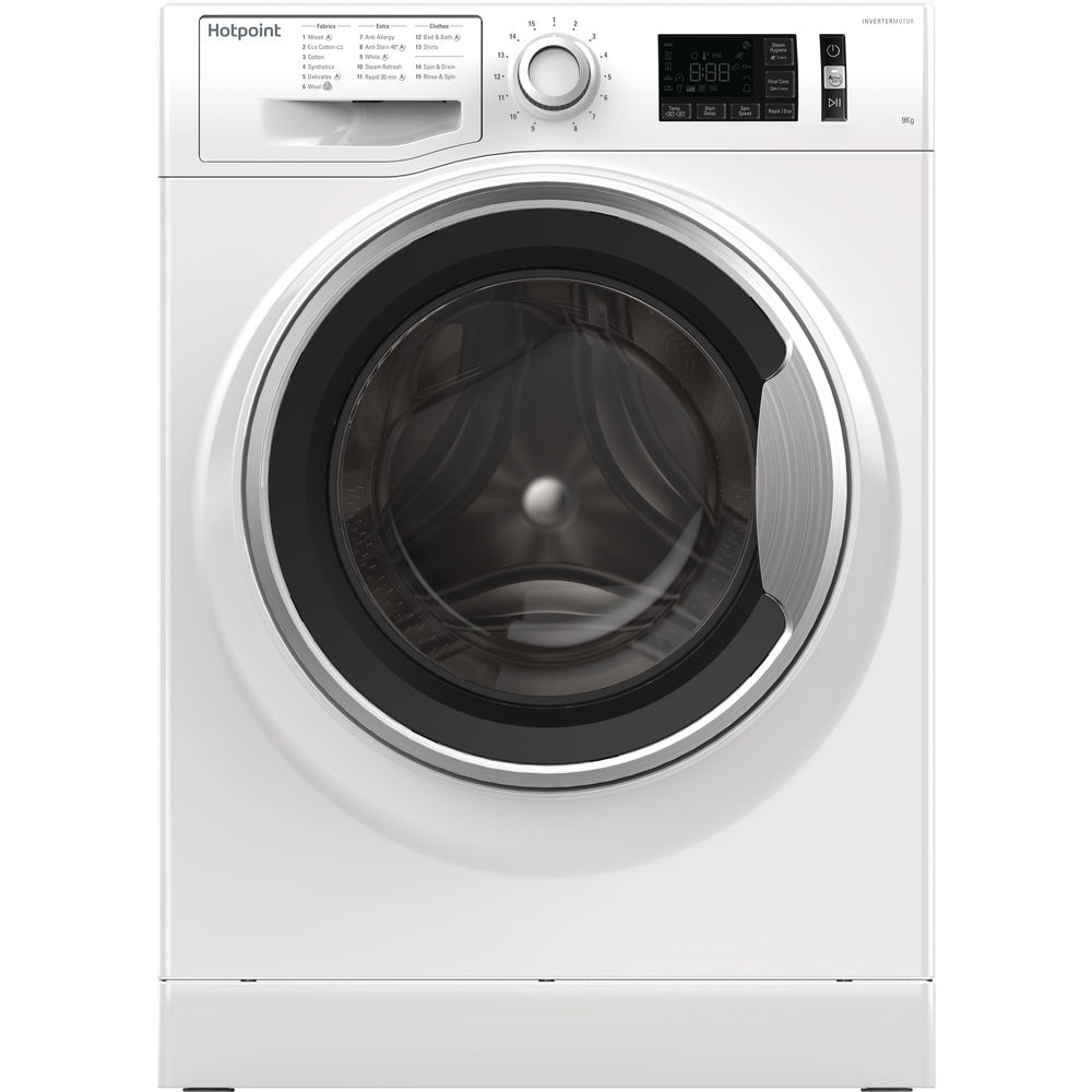 Hotpoint ActiveCare NM11 946 WS A Washing Machine - White