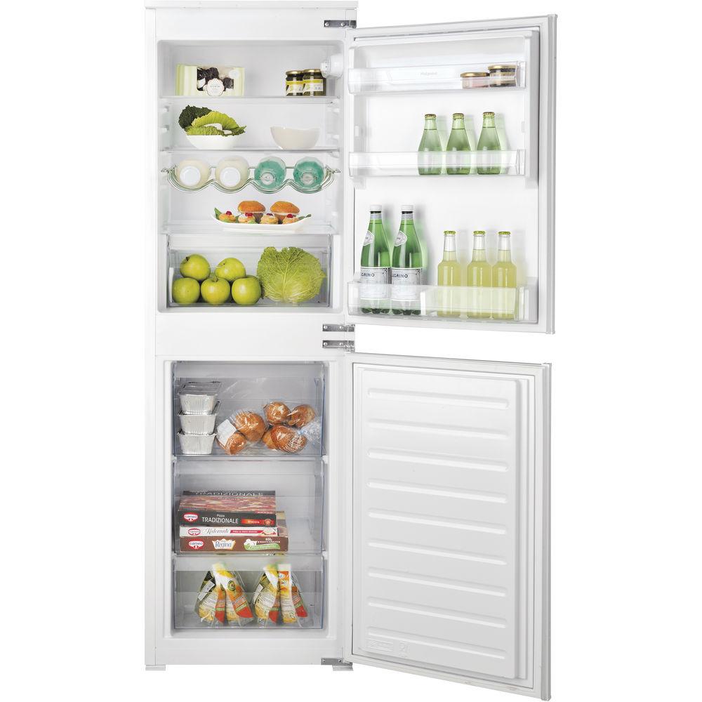 Hotpoint Aquarius HMCB 50501 AA.UK.1 Integrated Fridge Freezer - White