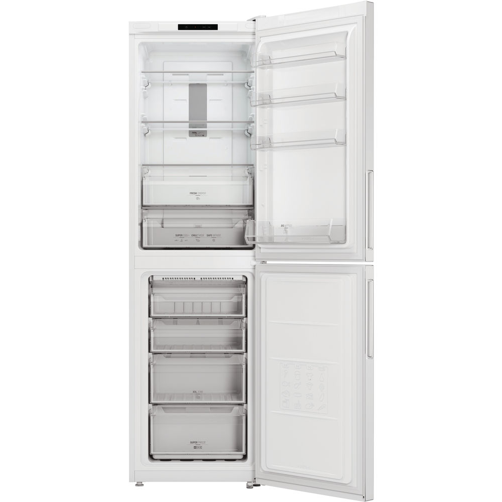 Hotpoint Day 1 XAO95 T1I W.1 Fridge Freezer - White