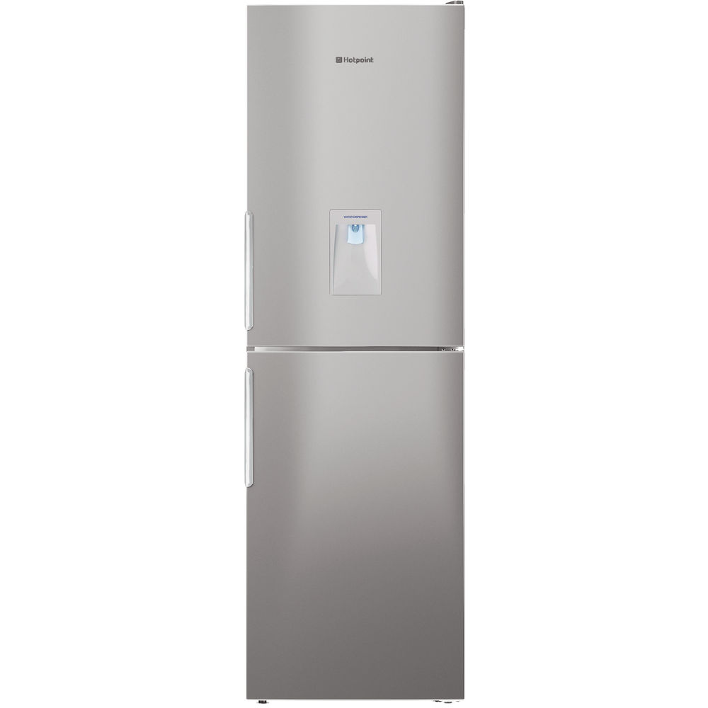 Hotpoint Day 1 XAL85 T1I G WTD.1 Fridge Freezer - Graphite