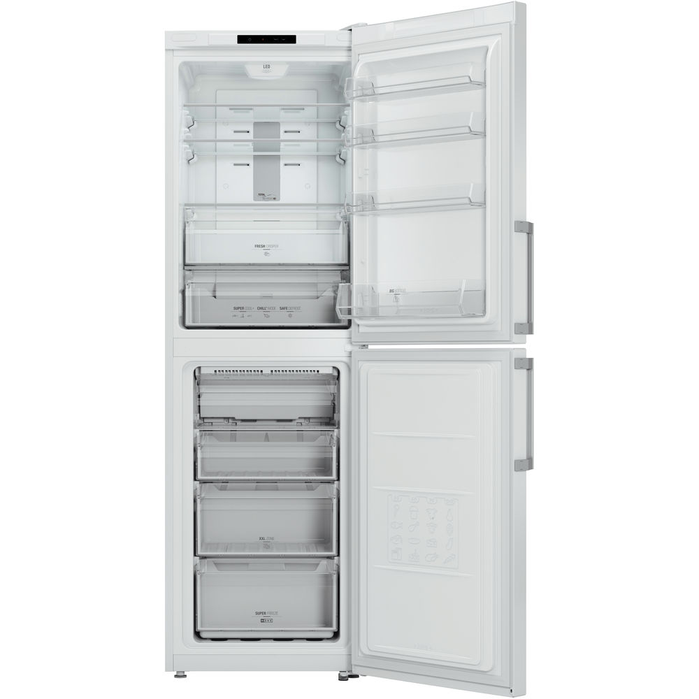 Hotpoint Day 1 XECO85 T2I WH.1 Fridge Freezer - White