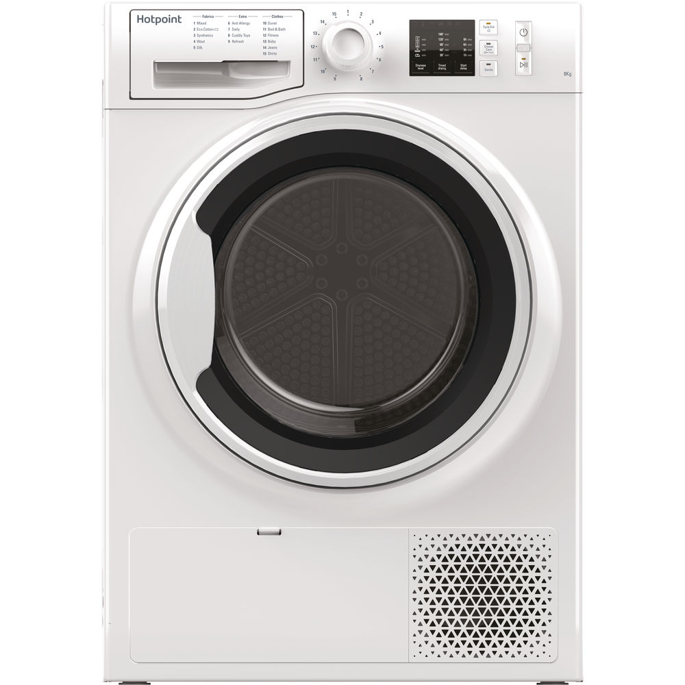 Hotpoint ActiveCare NT M10 81WK Tumble Dryer - White