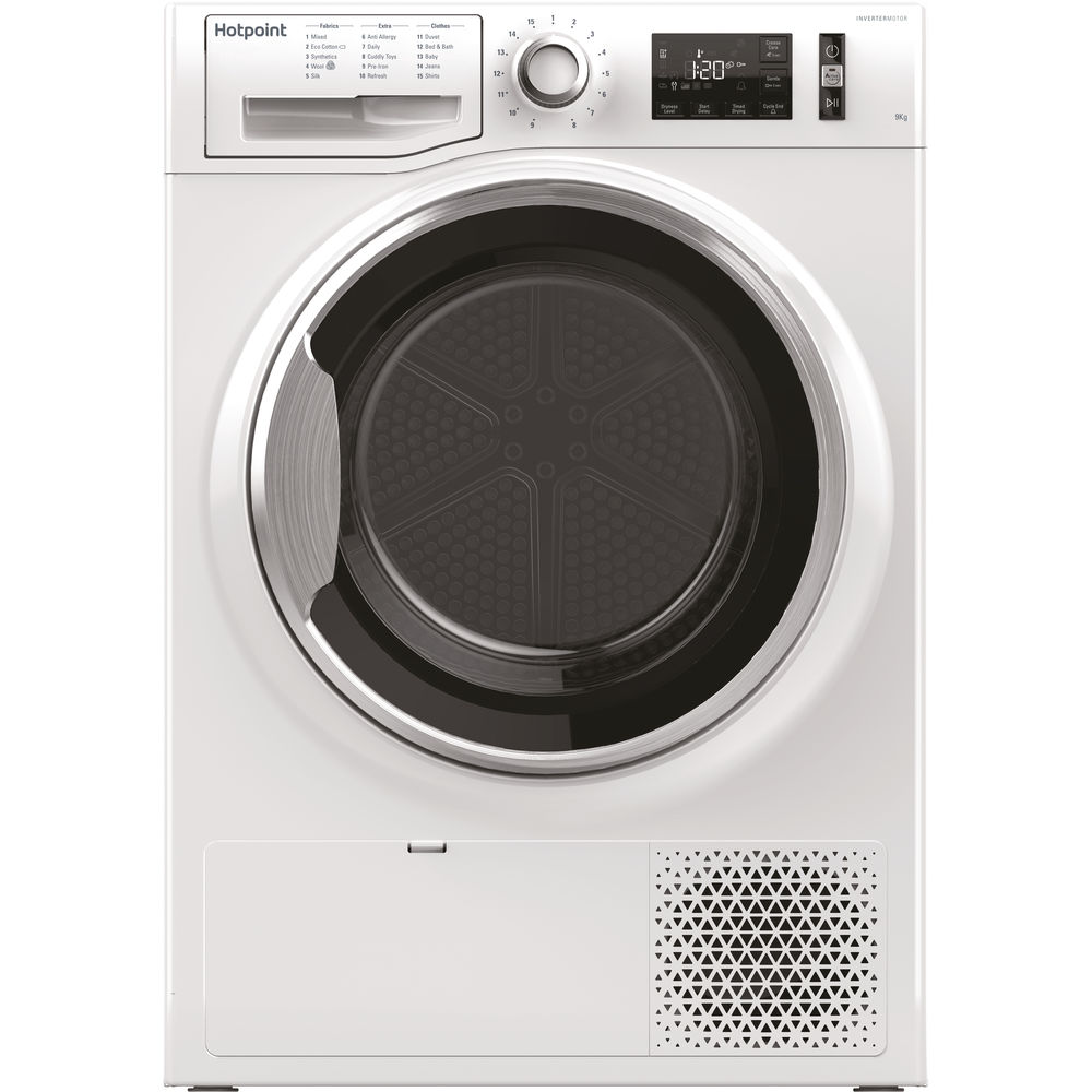 Hotpoint ActiveCare NT M11 92SK Tumble Dryer - White