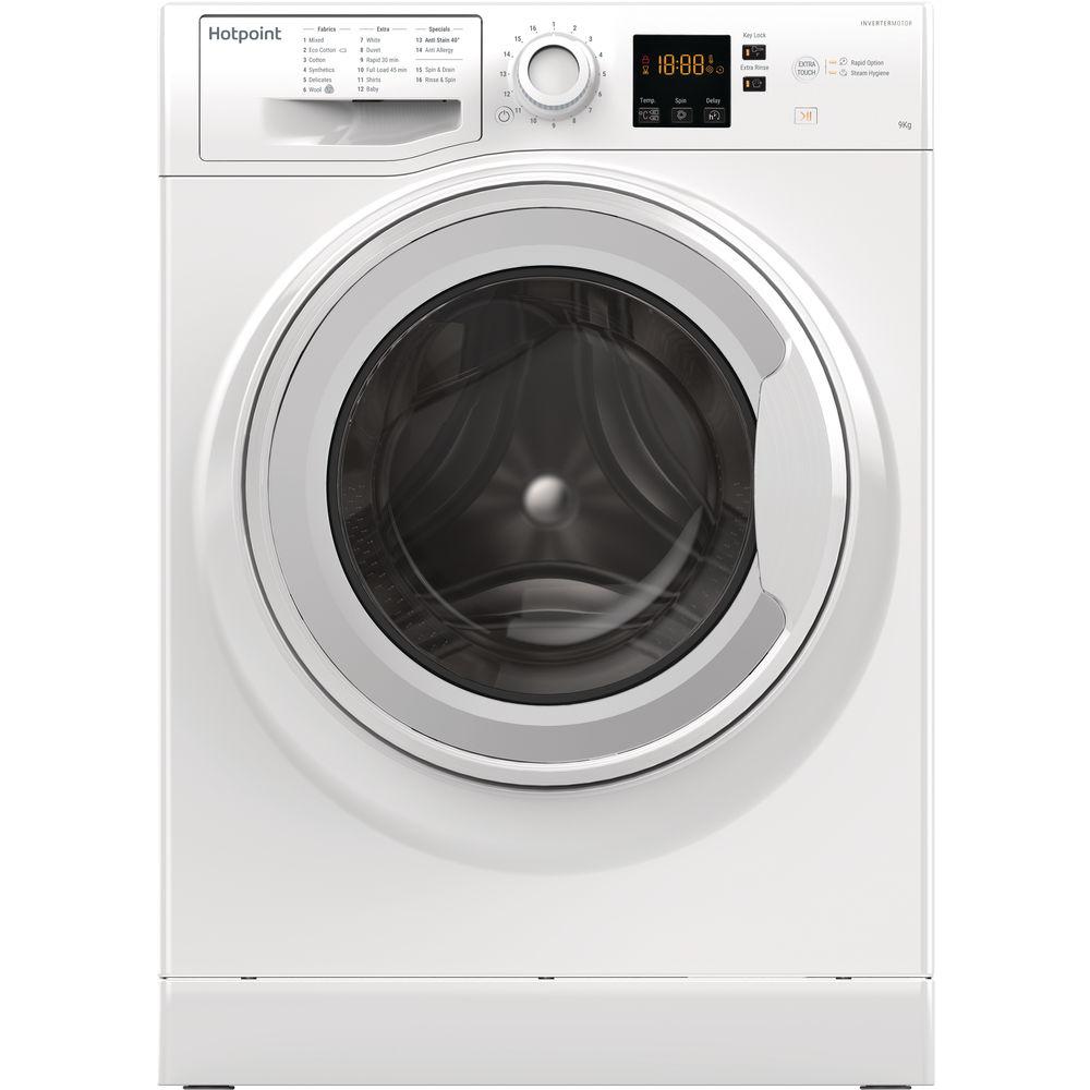 Hotpoint NSWM 943C W UK Washing Machine - White   Hotpoint