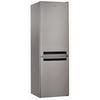 Alulfagyasztós LessFrost hűtőszekrény, A+ energiaosztály BLF 8121 OX