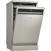 Szabadonálló, 10 terítékes keskeny mosogatógép ADPF 941 IX