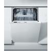 Beépíthető, teljesen integrálható, 10 terítékes keskeny mosogatógép ADG 321