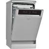 Szabadonálló, keskeny mosogatógép ADP 522 IX