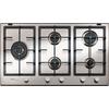 90cm iXelium™ stainless steel gas hob GMA 9522/IXL