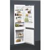 Beépíthető alulfagyasztós hűtőszekrény ART 6611/A++