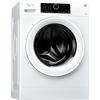Edestä täytettävä pesukone 8kg FSCR80416