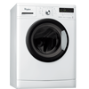 Iš priekio pakraunama skalbyklė AWO/IC 81400 BL