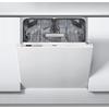 Vollintegrierbarer Geschirrspüler (60 cm) WIO 3T123 6P