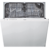 Beépíthető, 13 terítékes, teljesen integrálható mosogatógép (60 cm széles) WIE 2B19