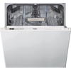 Beépíthető, 14 terítékes, teljesen integrálható mosogatógép (60 cm széles) WIO 3T321 P