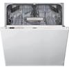 Beépíthető, 14 terítékes, teljesen integrálható mosogatógép (60 cm széles) WCIO 3O32 PE