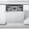 Vollintegrierbarer Geschirrspüler (60 cm) WCIO 3T333 DEF
